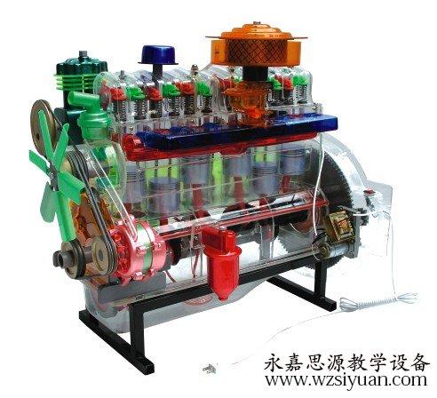 6比例制造,附汽车电路 03   解放ca141kz型整台透明模型 台 9500.